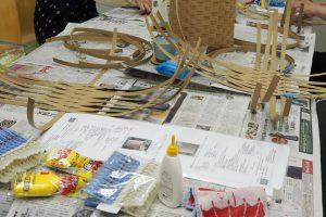 堺筋本町でダストボックスを作りましょうダストボックス作成開始