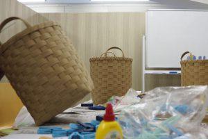 堺筋本町でダストボックスを作りましょう